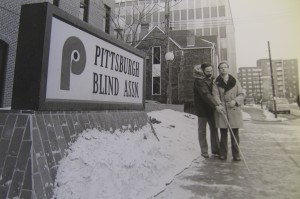 Oakland headquarters of the former Pittsburgh Blind Association