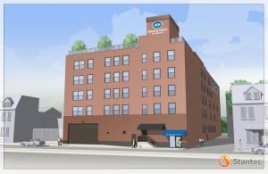 BVRS new building