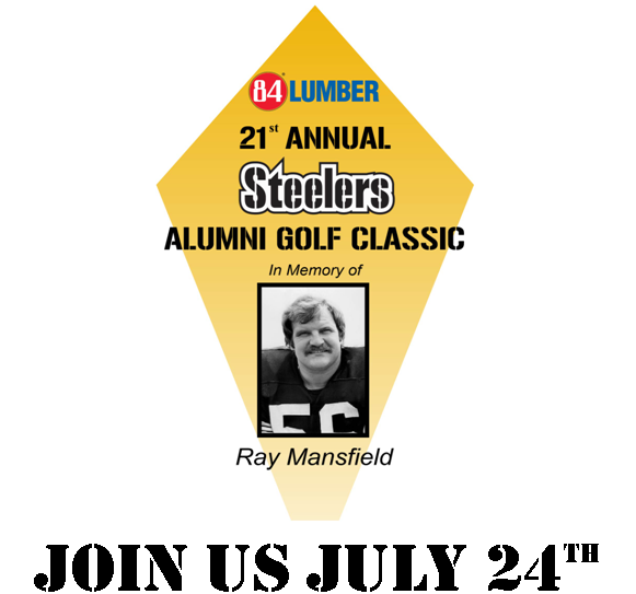 Steelers Alumni Golf Classic