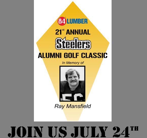 Steelers Alumni Golf Classic