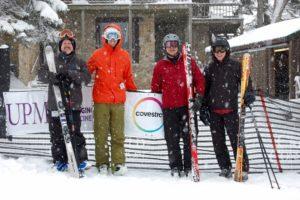 1st place ski team, Covestro