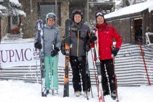 3rd place ski team, Manning-Napier