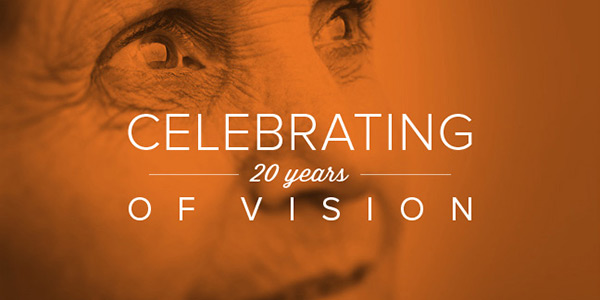 Join Us for the 2018 Person of Vision Celebration